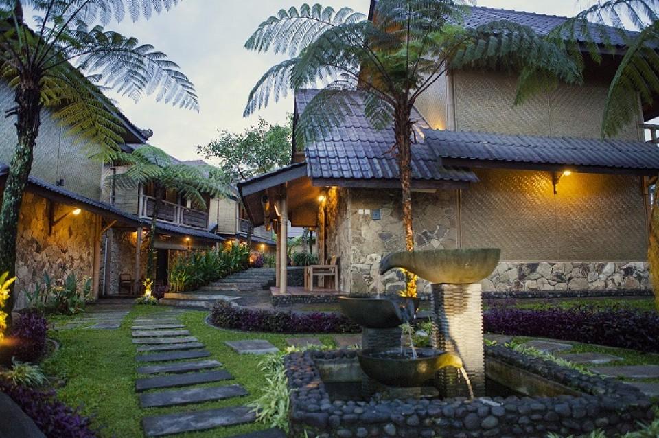 5 Resort Dengan Pemandangan Alam Di Yogyakarta Ini Sangat