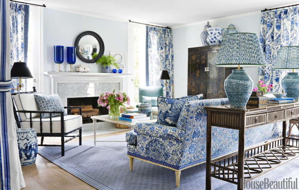 Mengenal Impresi Ruang Tamu Rumah Melalui 14 Warna Berbeda Pada Desain