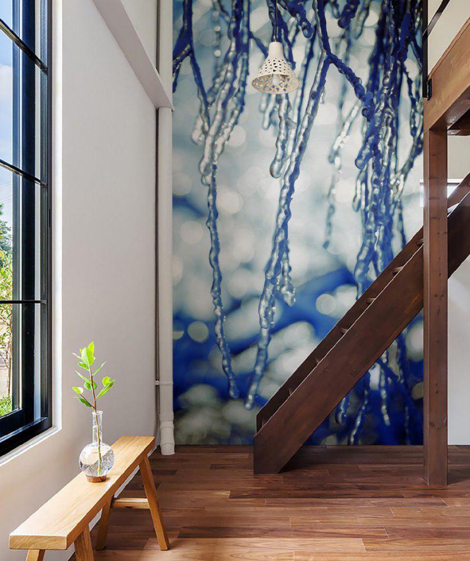 Berbagai Macam Wallpaper Dinding Yang Menghias Ruangan