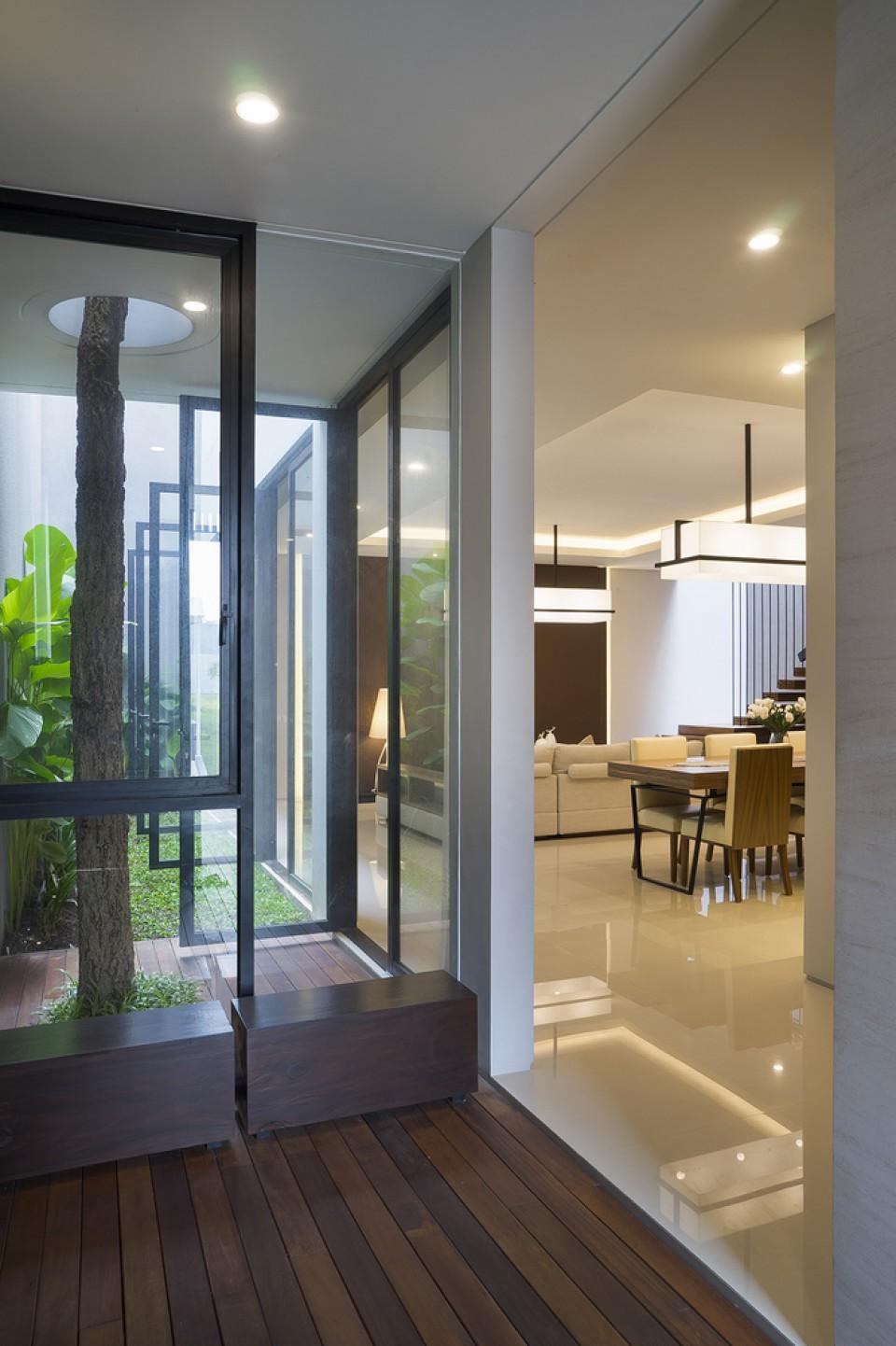 Rumah Yang Diberi Nama S Ini Memiliki Berbagai Makna Sebagai Konsep Untuk Menunjukkan Pengalaman Arsitek Melalui Proses Desain Dan Konstruksi