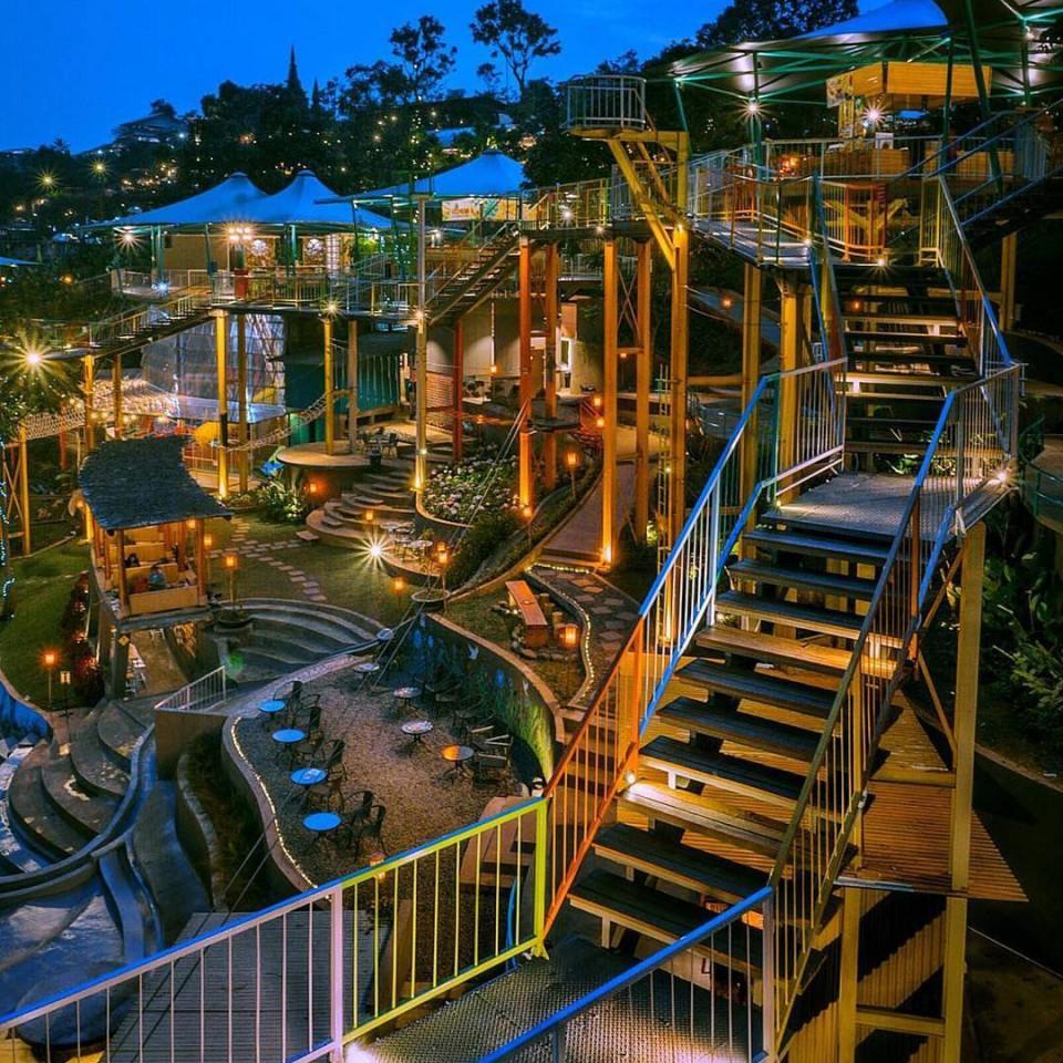Tempat Wisata Alam Di Bandung Terdekat Tempat Wisata Indonesia