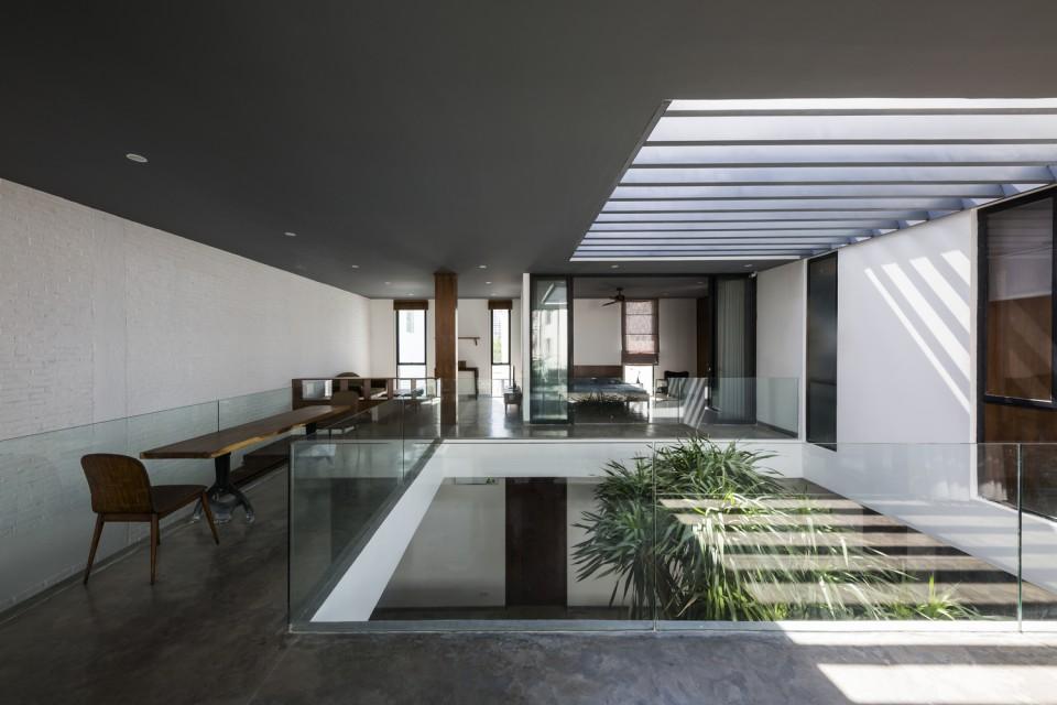 Patio House Rumah Asri Dengan Ruang Terbuka Hijau Yang Unik Di