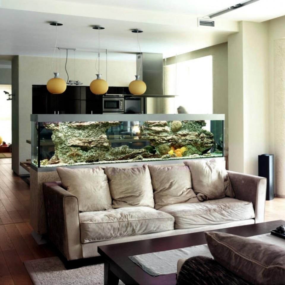 Integrated Aquarium, Menyapa Ikan Dengan Cara Unik. - Furnizing