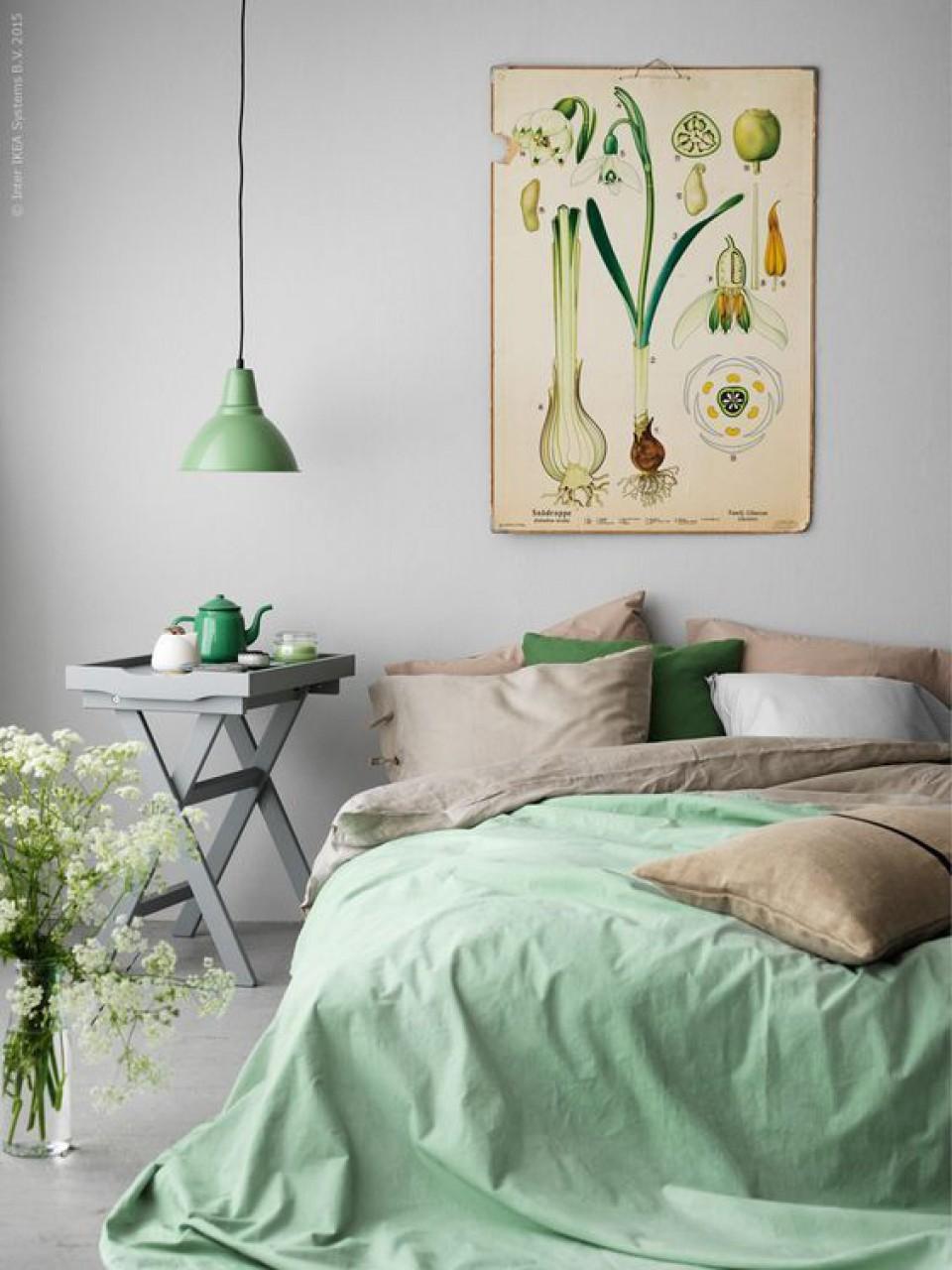 Berbagai Kamar Tidur Dengan Warna Pastel Yang Cantik Dan