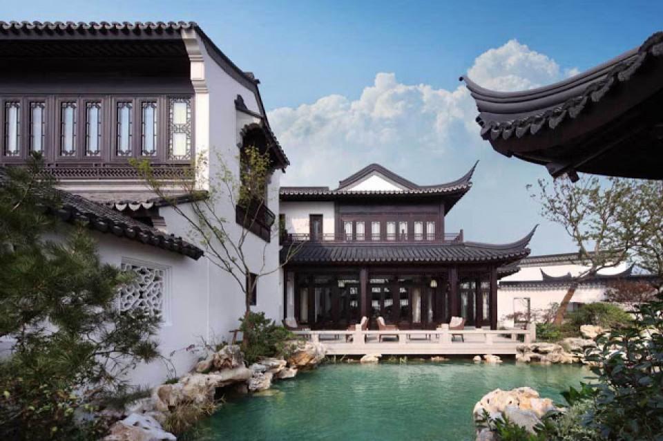 Beragam Rumah Tradisional Asal China Dari Bentukan Istana Hingga Gua Ternyata Ada Furnizing