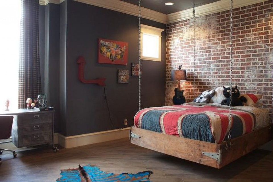 Desain Kamar Tidur Khusus Untuk Remaja Dan Abg Dijamin Young And Fresh Furnizing